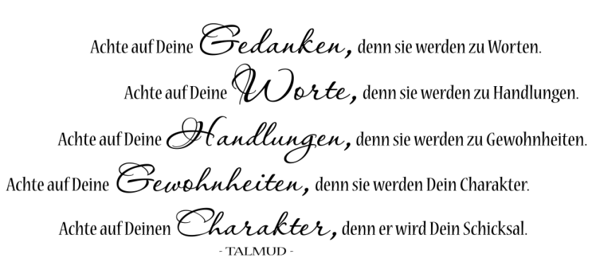 Zitat_Gedanken-werden-Worte